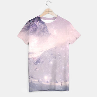 Thumbnail image of Misty Mountains T-shirt, Live Heroes