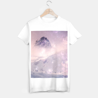 Thumbnail image of Misty Mountains T-shirt regular, Live Heroes