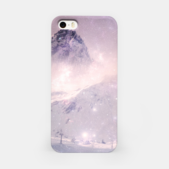 Thumbnail image of Misty Mountains iPhone Case, Live Heroes