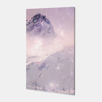 Thumbnail image of Misty Mountains Canvas, Live Heroes