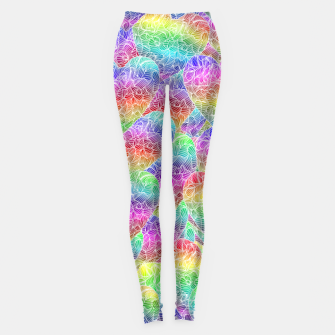 Thumbnail image of heartz Leggings, Live Heroes