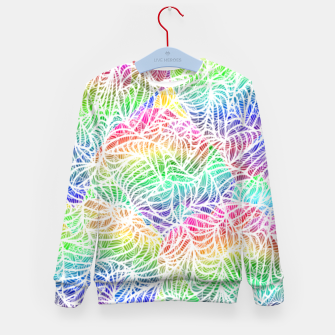 Thumbnail image of heartz Kid's Sweater, Live Heroes