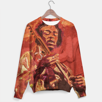Hypnotic Guitar Sweater Bild der Miniatur