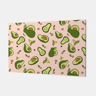 Thumbnail image of Avocados Canvas, Live Heroes