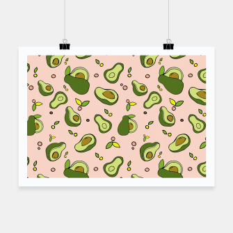 Miniaturka Avocados Poster, Live Heroes