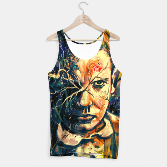Thumbnail image of Eleven Tank Top, Live Heroes