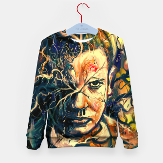 Thumbnail image of Eleven Kid's Sweater, Live Heroes