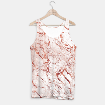Thumbnail image of RoseGold Marble Tank Top, Live Heroes