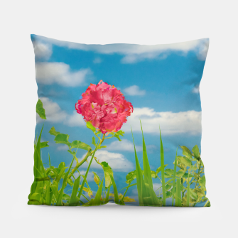 Thumbnail image of Beauty Nature Scene Photo Pillow, Live Heroes