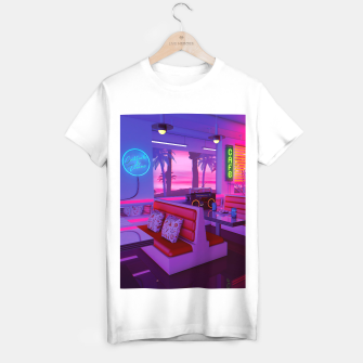 Thumbnail image of Cocktails And Dreams T-shirt regular, Live Heroes
