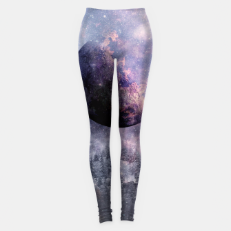 Thumbnail image of Never Give Up Leggings, Live Heroes