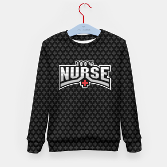 Thumbnail image of All Nurse Kid's Sweater, Live Heroes