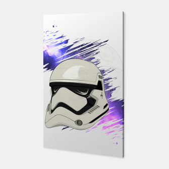 Thumbnail image of Star Wars Trooper Canvas, Live Heroes