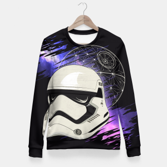 Thumbnail image of STAR WARS TROOPER  Sudadera entallada, Live Heroes