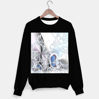 Thumbnail image of Ice crystals of a fractal winter Sweater regular, Live Heroes