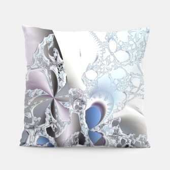 Thumbnail image of Ice crystals of a fractal winter Pillow, Live Heroes