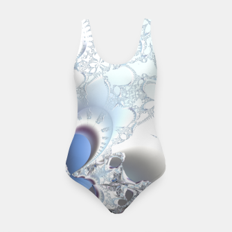 Thumbnail image of Ice crystals of a fractal winter Swimsuit, Live Heroes