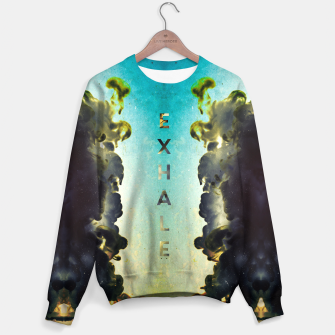 Thumbnail image of Liquid harmony II Sweater, Live Heroes