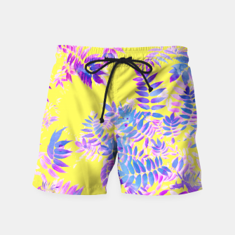 Thumbnail image of Vibrance Swim Shorts, Live Heroes
