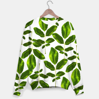 Thumbnail image of Natural Cure Sweater, Live Heroes