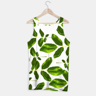 Thumbnail image of Natural Cure Tank Top, Live Heroes