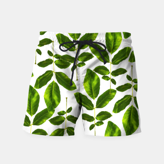 Thumbnail image of Natural Cure Swim Shorts, Live Heroes