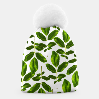 Thumbnail image of Natural Cure Beanie, Live Heroes