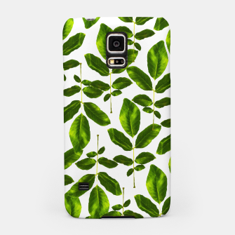 Thumbnail image of Natural Cure Samsung Case, Live Heroes