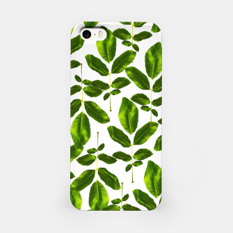 Thumbnail image of Natural Cure iPhone Case, Live Heroes