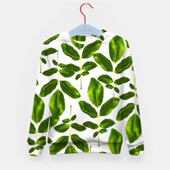 Thumbnail image of Natural Cure Kid's Sweater, Live Heroes