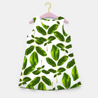Thumbnail image of Natural Cure Girl's Summer Dress, Live Heroes