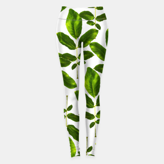 Thumbnail image of Natural Cure Leggings, Live Heroes