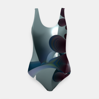 Thumbnail image of Life sprouting in the silence of an abstract fantasy Swimsuit, Live Heroes