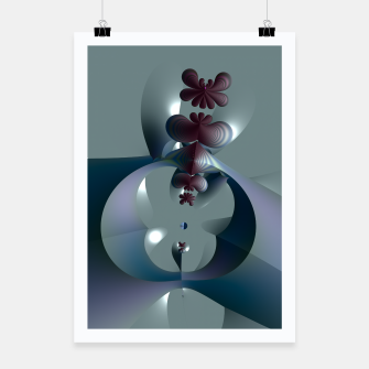 Thumbnail image of Life sprouting in the silence of an abstract fantasy Poster, Live Heroes