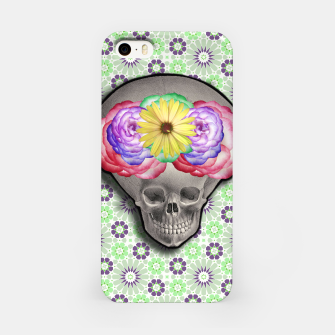 Thumbnail image of ALIEN SKULL iPhone Case, Live Heroes