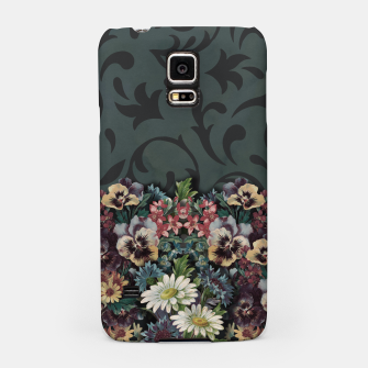 Thumbnail image of VINTAGE FLOWERS Samsung Case, Live Heroes