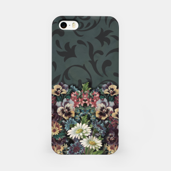 Thumbnail image of VINTAGE FLOWERS iPhone Case, Live Heroes