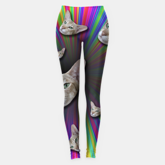 Thumbnail image of LET'S TRIP Leggings, Live Heroes