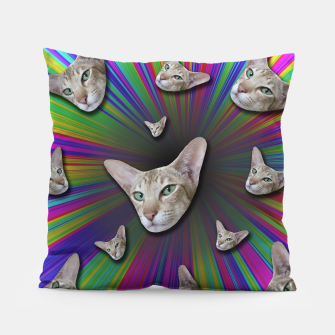Thumbnail image of LET'S TRIP Pillow, Live Heroes