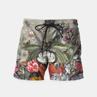 Thumbnail image of THE LOST KINGDOM Swim Shorts, Live Heroes