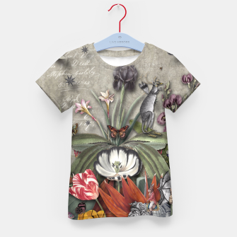 Thumbnail image of THE LOST KINGDOM Kid's T-shirt, Live Heroes