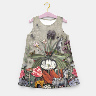 Thumbnail image of THE LOST KINGDOM Girl's Summer Dress, Live Heroes