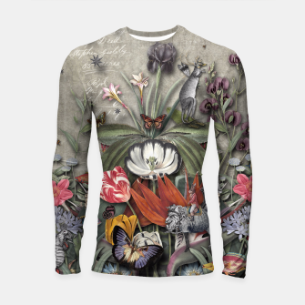 Thumbnail image of THE LOST KINGDOM Longsleeve Rashguard , Live Heroes