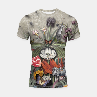 Thumbnail image of THE LOST KINGDOM Shortsleeve Rashguard, Live Heroes