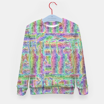 Thumbnail image of liberty Kid's Sweater, Live Heroes