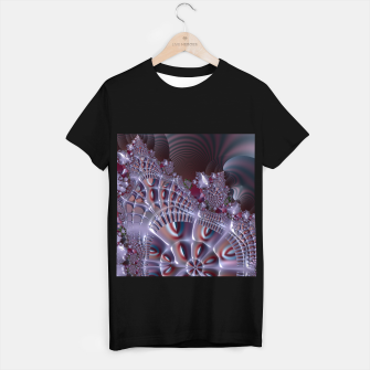 Thumbnail image of Fancy fence - A fractal fantasy T-shirt regular, Live Heroes
