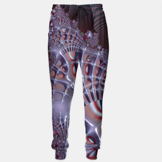 Thumbnail image of Fancy fence - A fractal fantasy Sweatpants, Live Heroes