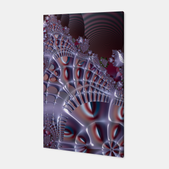 Thumbnail image of Fancy fence - A fractal fantasy Canvas, Live Heroes
