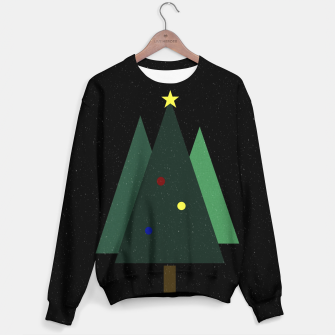 Thumbnail image of Christmas Tree Sweater, Live Heroes