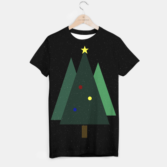 Thumbnail image of Christmas Tree T-shirt, Live Heroes